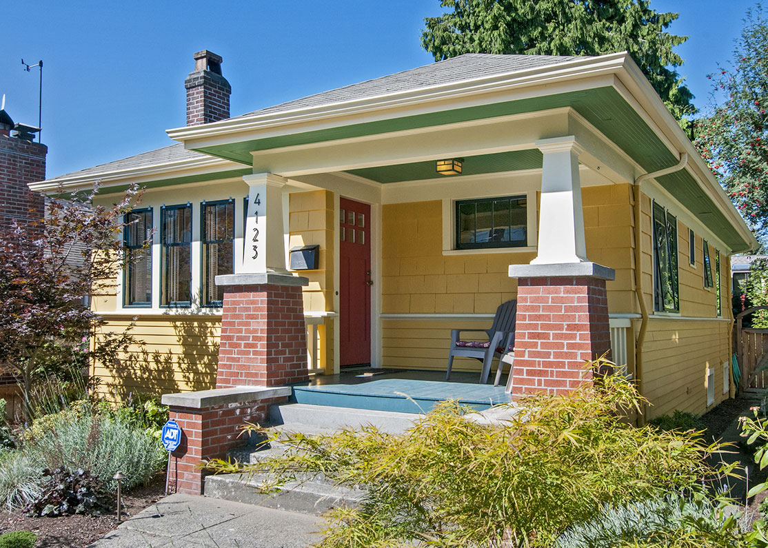 Wallingford Craftsman Bungalow